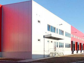 Proširenje Centralnog Skladišta u Henkelu